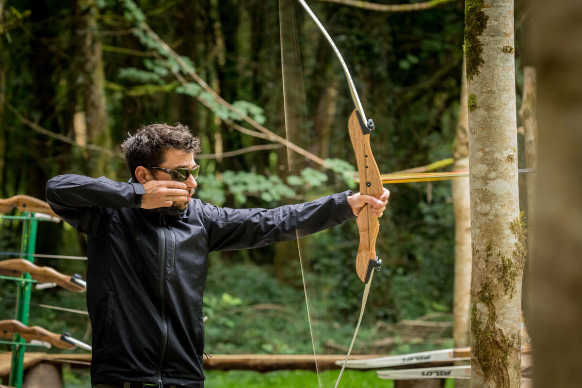 Car To Go >> Archery For Adults and Children - Castlecomer Discovery Park