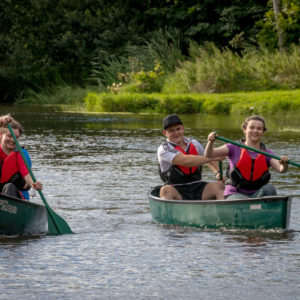 Boating & Canoeing Castlecomer Discovery Park
