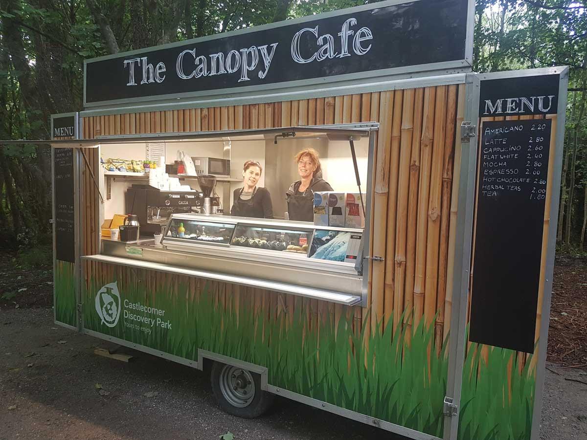 Canopy Cafe Castlecomer Discovery Park