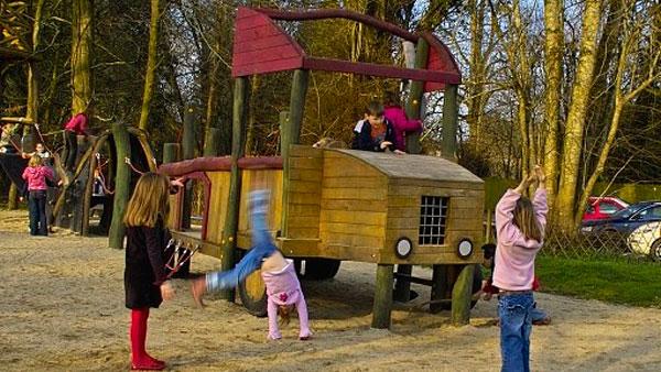 Timber Tumbles Playground