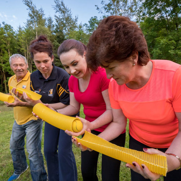 Team building & Corporate Family Days at Castlecomer Discovery Park
