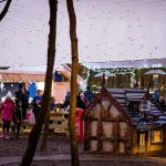 Canopy Cafe during christmas events