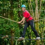 Women on high ropes octagon 4