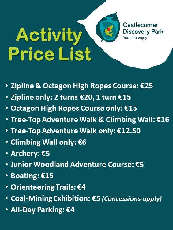 Castlecomer Discovery Park